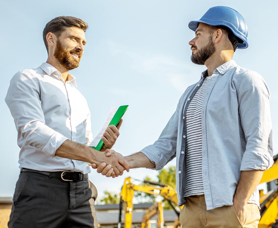 Construtoras e incorporadoras